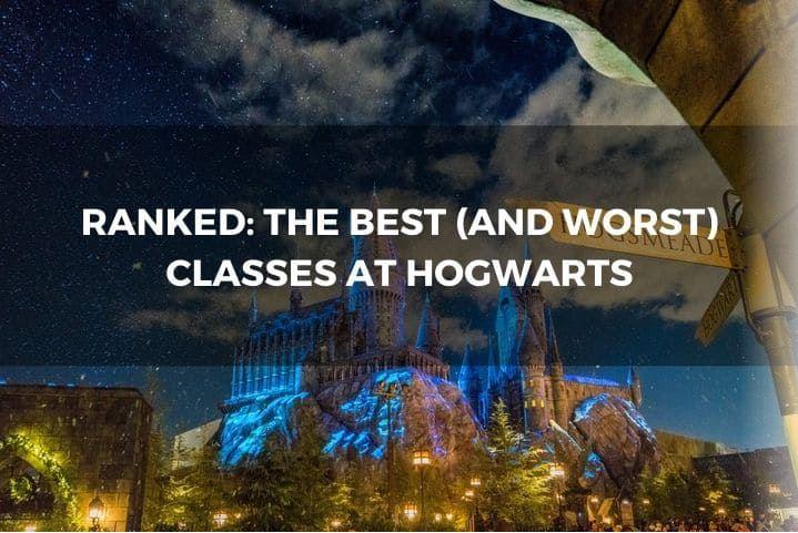 most popular classes at hogwarts